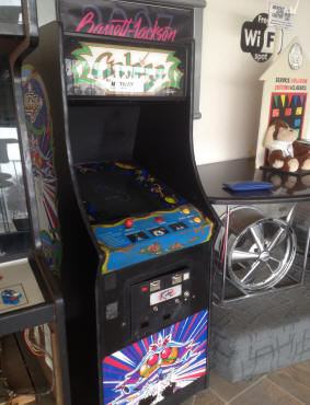 Midway Galaga Sold